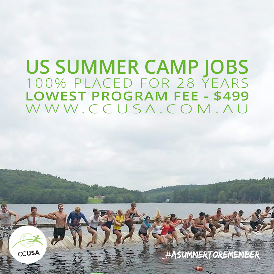 ccusa summer camp jobs work and travel experiences surf lifesaving jpg